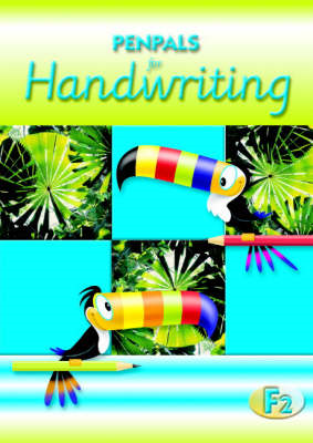 Penpals for Handwriting Foundation 2 Big Book (BOK)