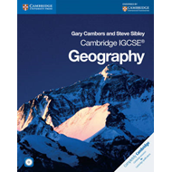 Cambridge IGCSE Geography Coursebook with CD-ROM (BOK)