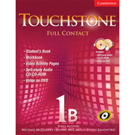 Touchstone 1B Full Contact (with NTSC DVD): No. 1B (BOK)