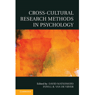 Cross-Cultural Research Methods in Psychology (BOK)