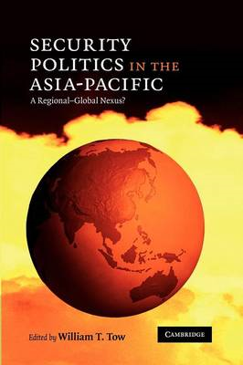 Security Politics in the Asia-Pacific (BOK)