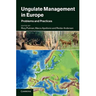 Ungulate Management in Europe (BOK)