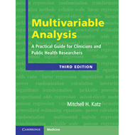 Multivariable Analysis: A Practical Guide for Clinicians and Public Health Researchers (BOK)