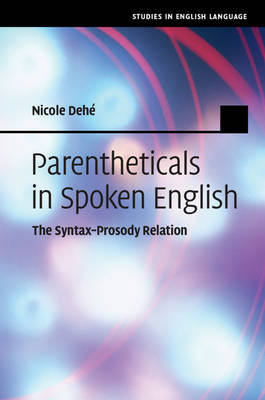 Parentheticals in Spoken English (BOK)