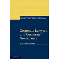 Corporate Lawyers and Corporate Governance (BOK)