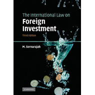 International Law on Foreign Investment (BOK)