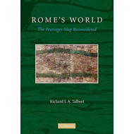 Rome's World: The Peutinger Map Reconsidered (BOK)