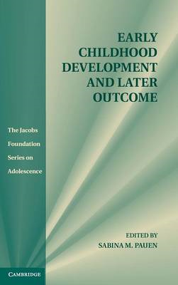 Early Childhood Development and Later Outcome (BOK)
