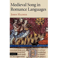 Medieval Song in Romance Languages (BOK)