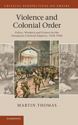 Violence and Colonial Order (BOK)