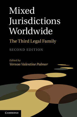 Mixed Jurisdictions Worldwide: The Third Legal Family (BOK)