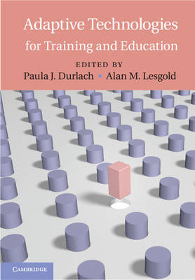 Adaptive Technologies for Training and Education (BOK)