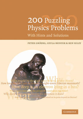200 Puzzling Physics Problems (BOK)