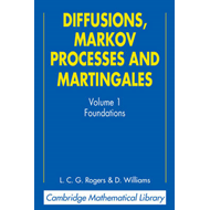 Diffusions, Markov Processes, and Martingales: Volume 1, Fou (BOK)