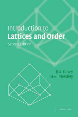 Introduction to Lattices and Order (BOK)