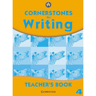 Cornerstones for Writing Year 4 Teacher's Book (BOK)