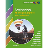 Language to Imagine, Explore and Entertain Student's Book (BOK)