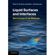 Liquid Surfaces and Interfaces: Synchrotron X-ray Methods (BOK)
