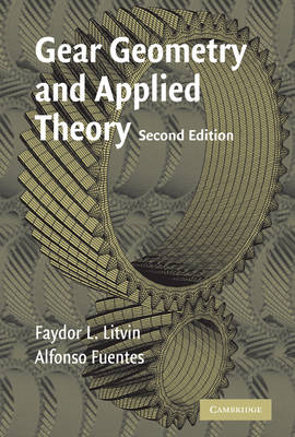 Gear Geometry and Applied Theory (BOK)