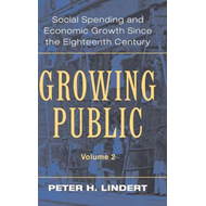 Growing Public: Volume 2, Further Evidence (BOK)