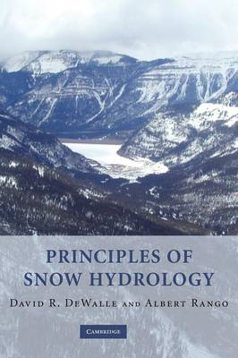 Principles of Snow Hydrology (BOK)