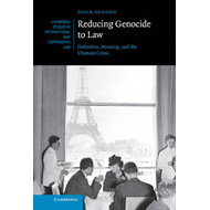 Reducing Genocide to Law (BOK)