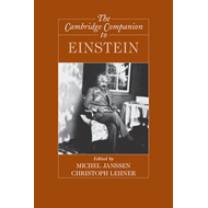 Cambridge Companion to Einstein (BOK)