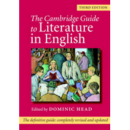Cambridge Guide to Literature in English (BOK)