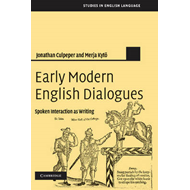 Early Modern English Dialogues (BOK)