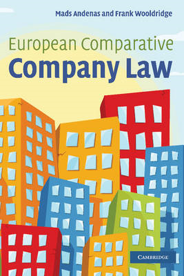 European Comparative Company Law (BOK)