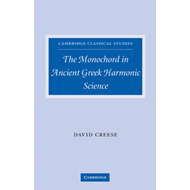 The Monochord in Ancient Greek Harmonic Science (BOK)