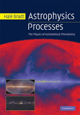 Astrophysics Processes: The Physics of Astronomical Phenomena (BOK)