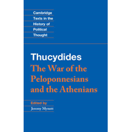 Thucydides: The War of the Peloponnesians and the Athenians (BOK)