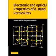 Electronic and Optical Properties of d-Band Perovskites (BOK)
