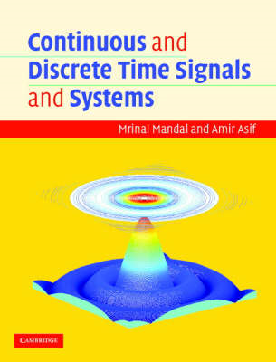 Continuous and Discrete Time Signals and Systems with CD-ROM (BOK)