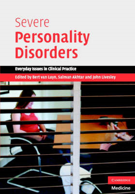 Severe Personality Disorders (BOK)