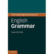 Cambridge Dictionary of English Grammar (BOK)