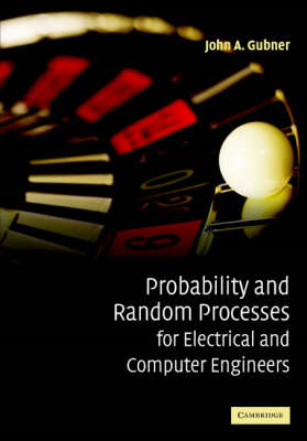 Probability and Random Processes for Electrical and Computer Engineers (BOK)