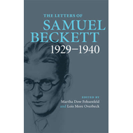 Letters of Samuel Beckett: Volume 1, 1929-1940 (BOK)