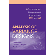 Analysis of Variance Designs: A Conceptual and Computational Approach with SPSS and SAS (BOK)