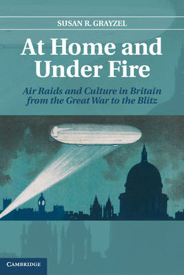 At Home and under Fire (BOK)