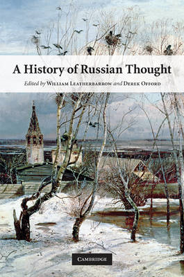 A History of Russian Thought (BOK)