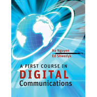 A First Course in Digital Communications (BOK)