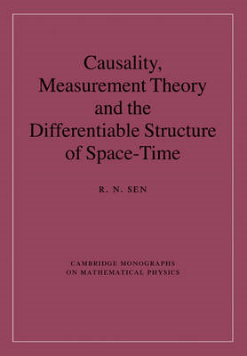 Causality, Measurement Theory and the Differentiable Structure of Space-time (BOK)
