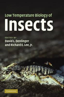 Low Temperature Biology of Insects (BOK)