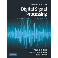 Digital Signal Processing: System Analysis and Design (BOK)