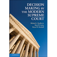 Decision Making by the Modern Supreme Court (BOK)