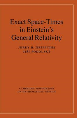 Exact Space-Times in Einstein's General Relativity (BOK)