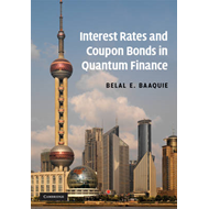Interest Rates and Coupon Bonds in Quantum Finance (BOK)