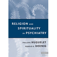 Religion and Spirituality in Psychiatry (BOK)